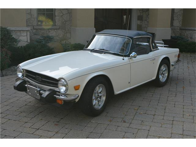 1976 Triumph TR6 | 931713