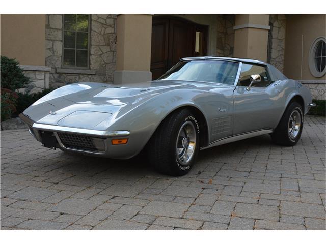 1971 Chevrolet Corvette | 931718