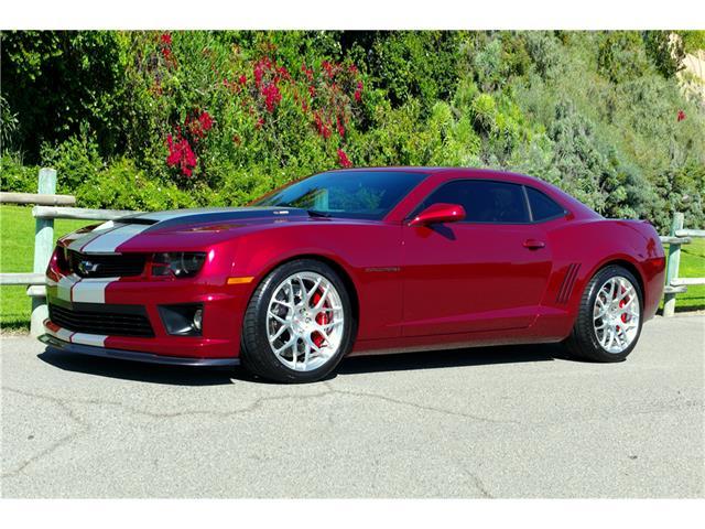 2011 Chevrolet Camaro | 931724