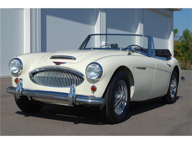 1963 Austin-Healey 3000 Mark II | 931727
