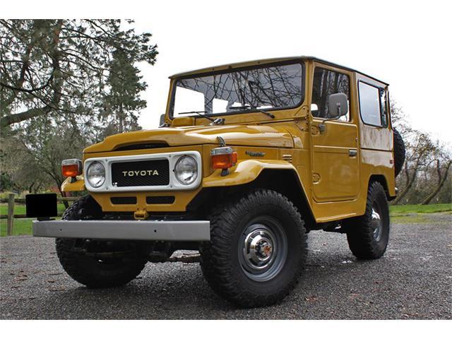 1981 Toyota Land Cruiser FJ | 931729