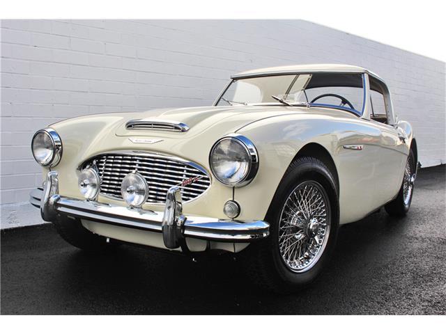 1958 Austin-Healey 100-6 | 930173