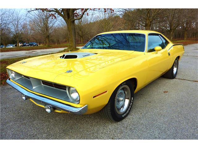 1970 Plymouth Cuda   931730