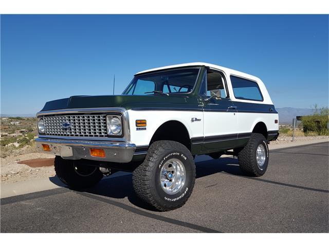 1971 Chevrolet Truck   931733