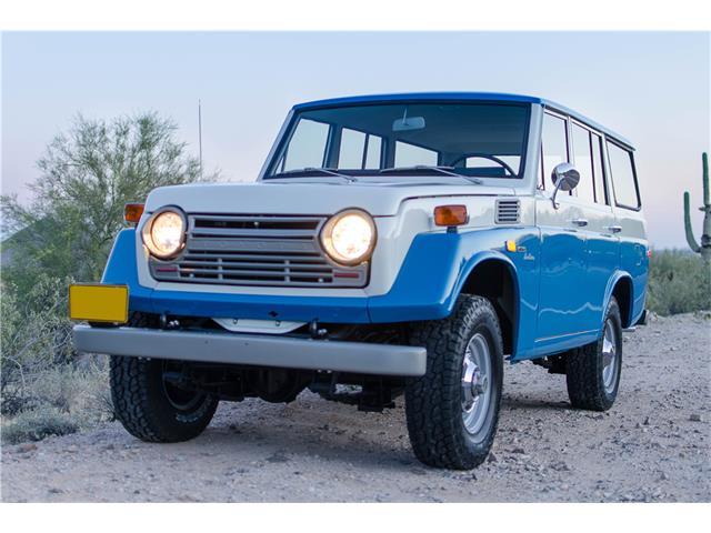 1972 Toyota Land Cruiser FJ | 931734
