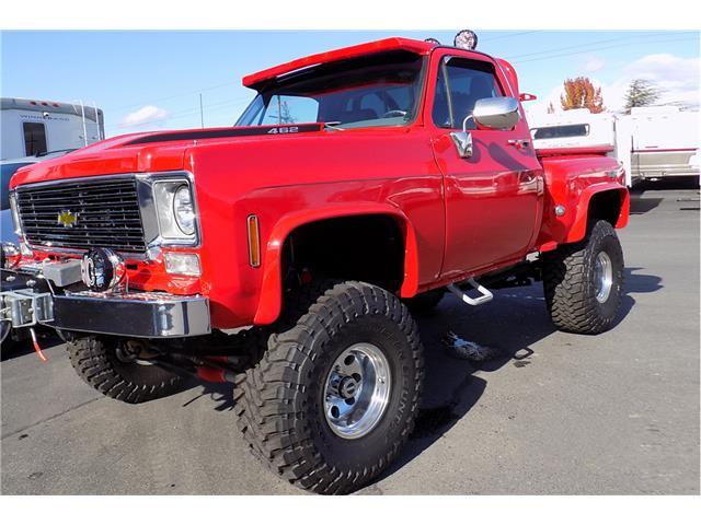 1976 Chevrolet C/K 10 | 931739