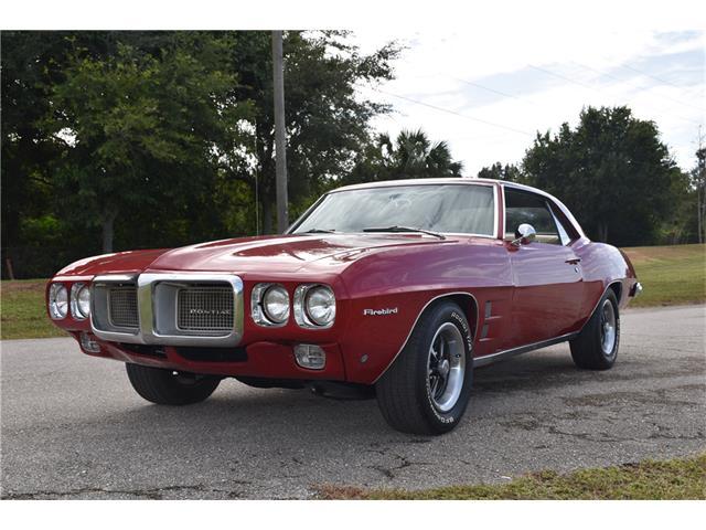 1969 Pontiac Firebird | 931741