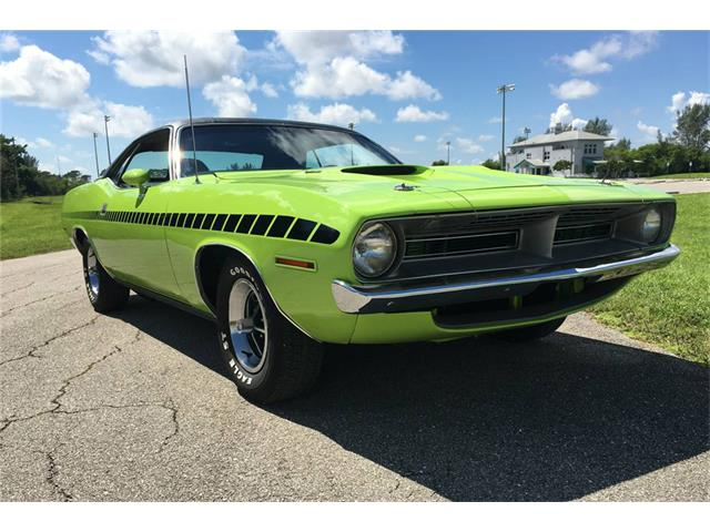 1970 Plymouth Barracuda | 931743