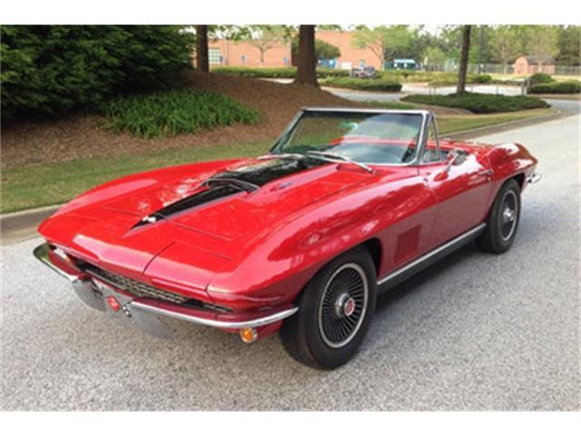 1967 Chevrolet Corvette | 930176