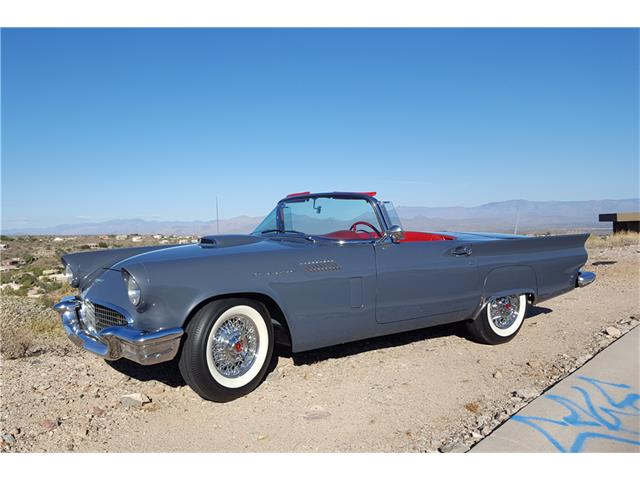 1957 Ford Thunderbird | 931762