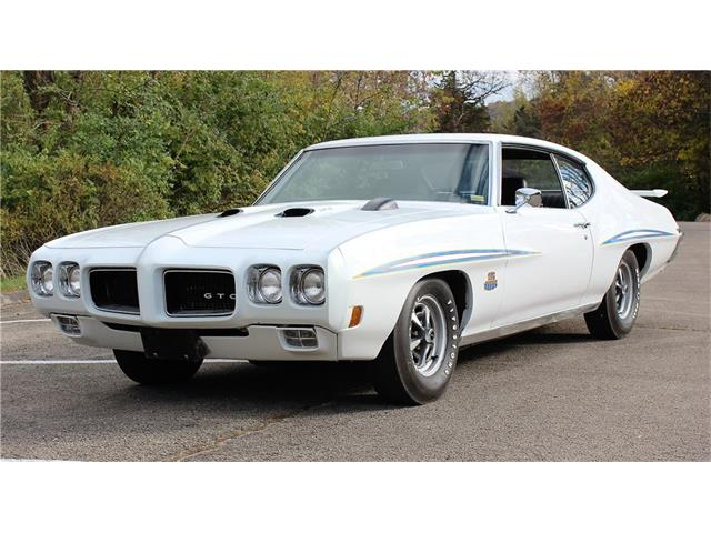 1970 PONTIAC GTO JUDGE RAM AIR III | 930177