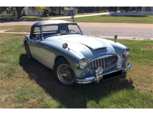1961 Austin-Healey 3000   931775