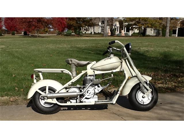 1953 Cushman Motorcycle   931799