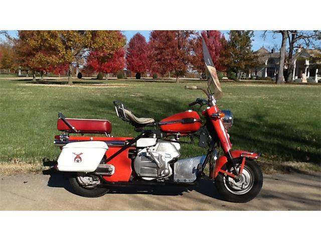 1962 Cushman Motorcycle   931804
