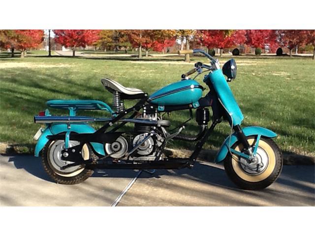 1958 Cushman Motorcycle   931806