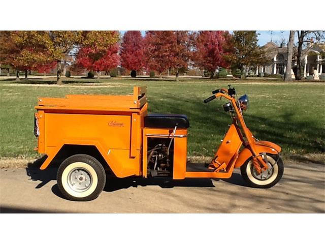 1955 Cushman Motorcycle   931808