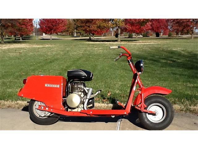 1962 Cushman Motorcycle   931812