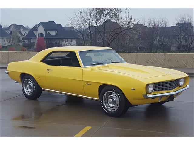 1969 Chevrolet Camaro COPO | 931819
