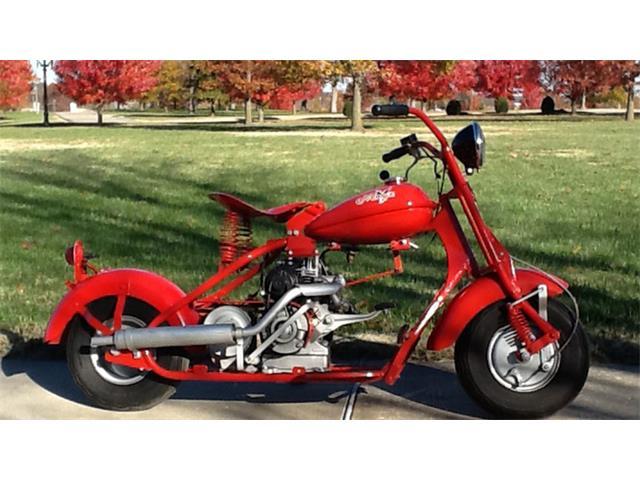1951 Cushman Motorcycle   931822