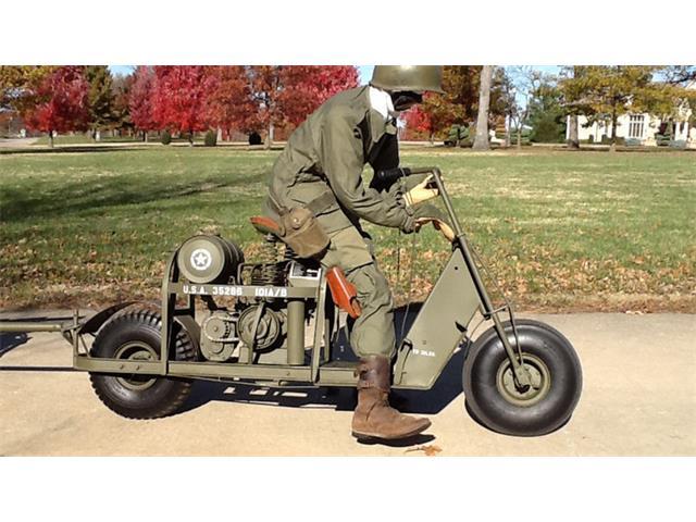 1944 Cushman Model 53 Airborne | 931824