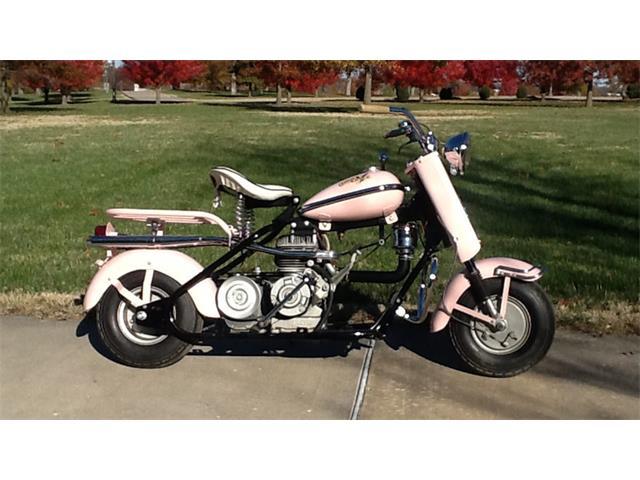 1956 Cushman Motorcycle   931825