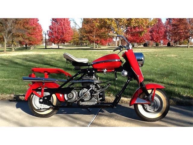 1959 Cushman Motorcycle | 931826