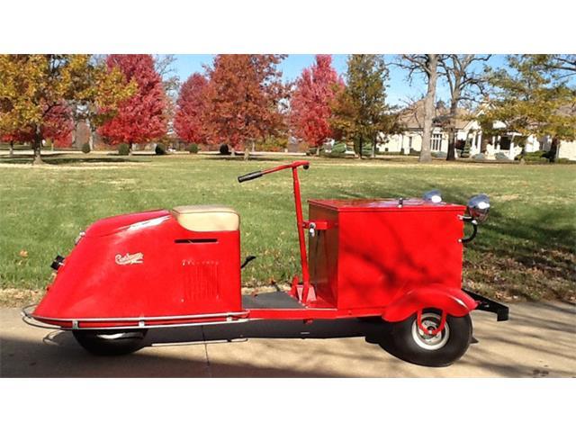 1947 Cushman 50 Series Fore-Car | 931829