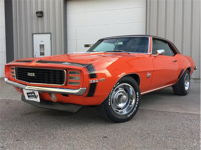 1969 Chevrolet Camaro RS/SS | 930183