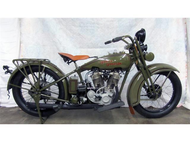 1928 Harley-Davidson JDH Model | 931837