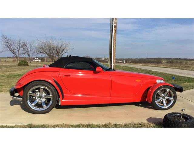 1999 Plymouth Prowler   931839