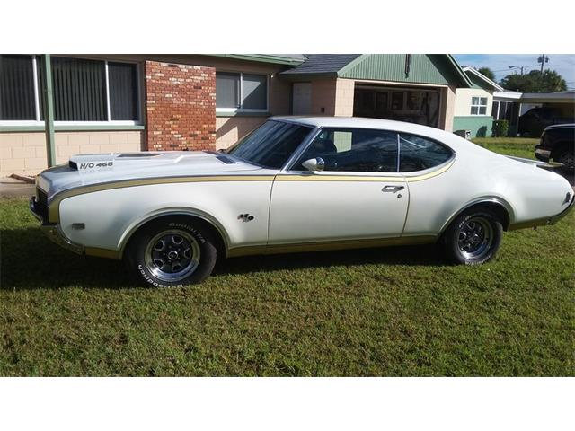 1969 Oldsmobile Hurst | 931854