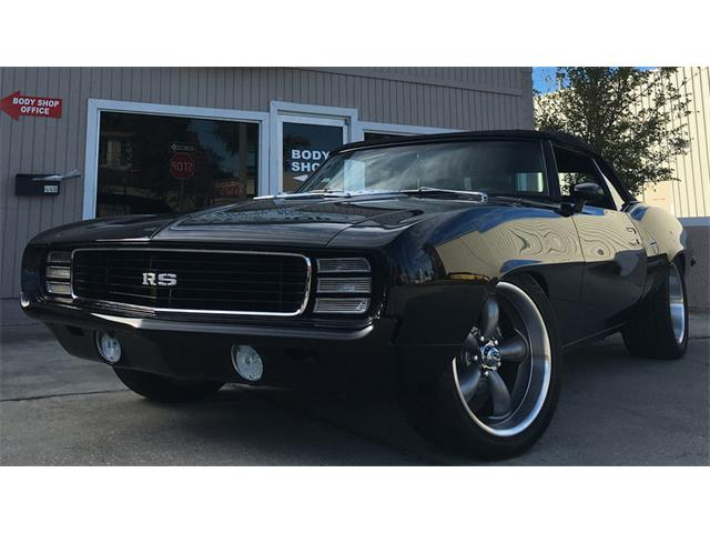 1969 Chevrolet Camaro | 931861