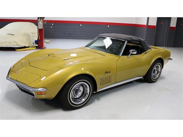 1971 Chevrolet Corvette | 931864