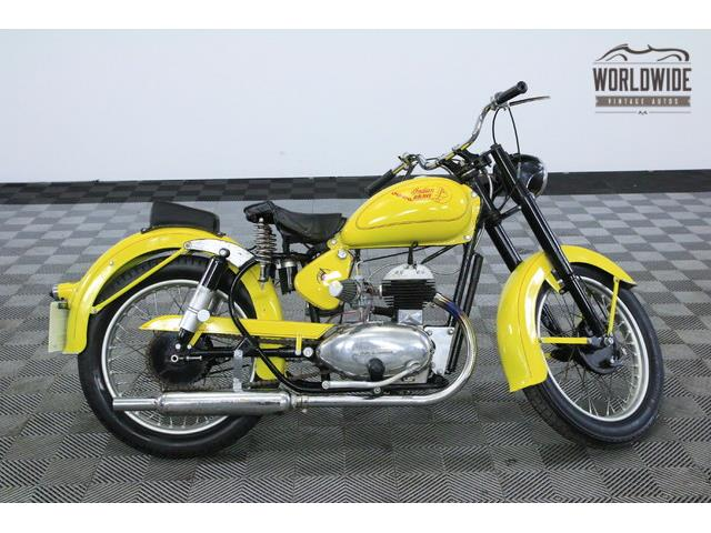 1952 Indian Motorcycle | 931885