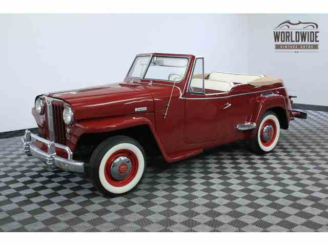 1948 Willys Jeepster | 931887
