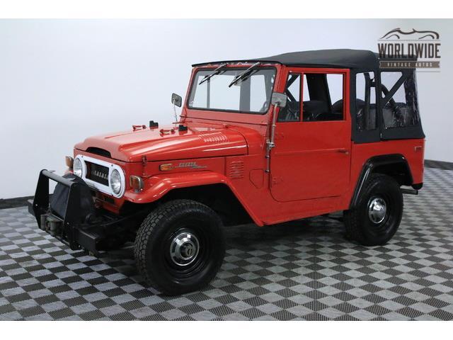 1972 Toyota Land Cruiser FJ | 931888