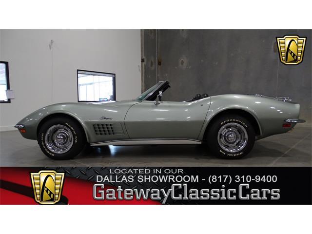 1971 Chevrolet Corvette | 931897