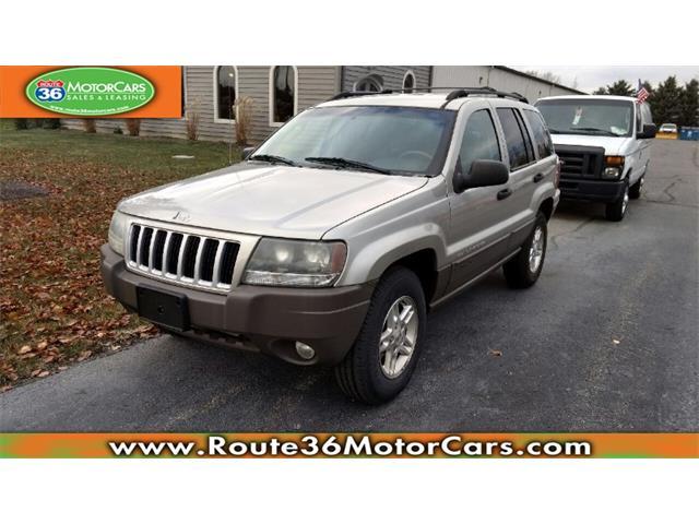 2004 Jeep Grand Cherokee | 931918
