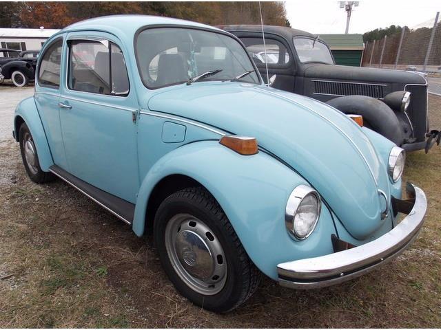 1972 Volkswagen Beetle | 931920