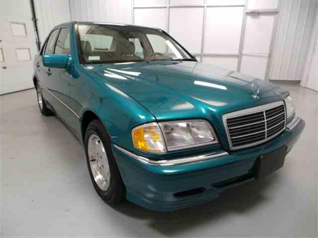 1998 Mercedes-Benz C-Class | 931925