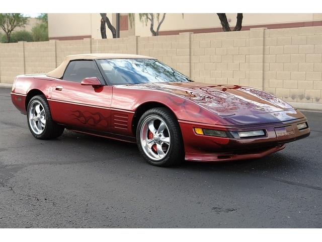 1992 Chevrolet Corvette | 931938