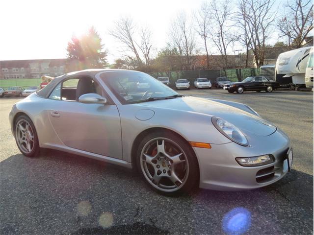 2007 Porsche Carrera   931944