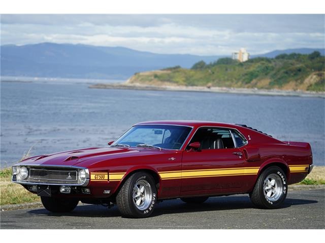 1969 Shelby GT500 | 930195