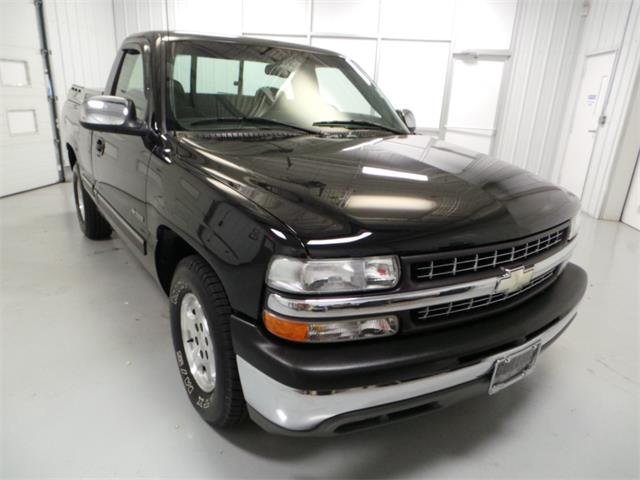 1999 Chevrolet Silverado | 931953