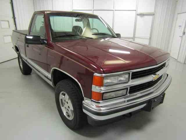 1995 Chevrolet K-1500 | 931954