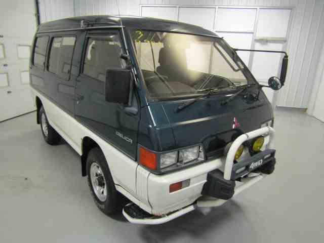 1989 Mitsubishi Delica | 931955