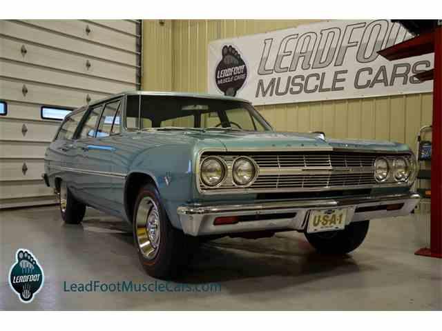 1965 Chevrolet Malibu | 931957