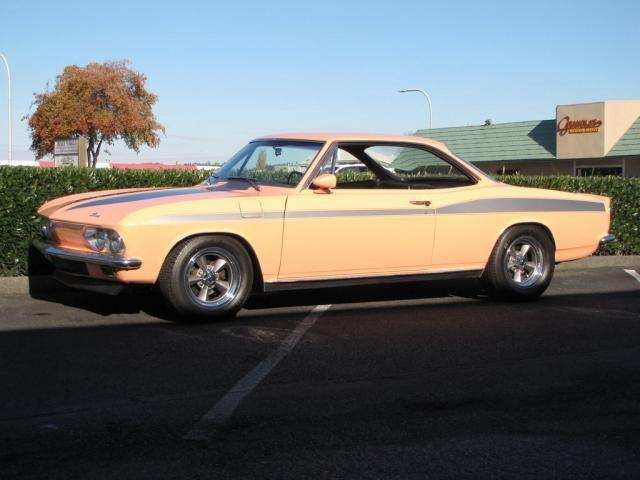 1966 CHEVROLET CORVAIR 2 DR. HARDTOP | 931975