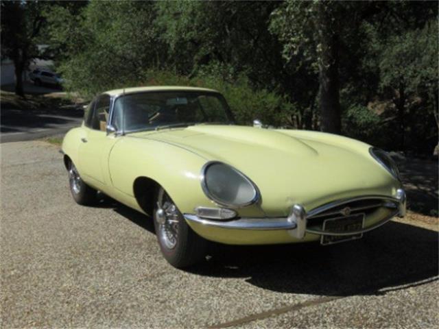 1963 Jaguar XKE | 931977