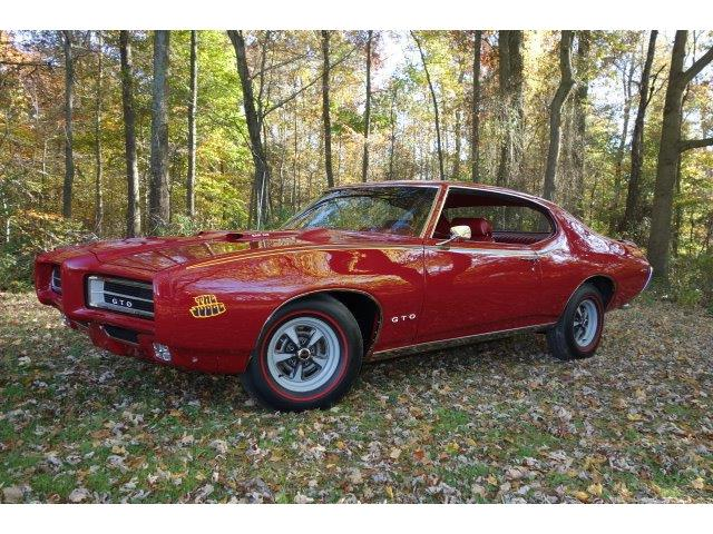 1969 Pontiac GTO (The Judge) | 930198